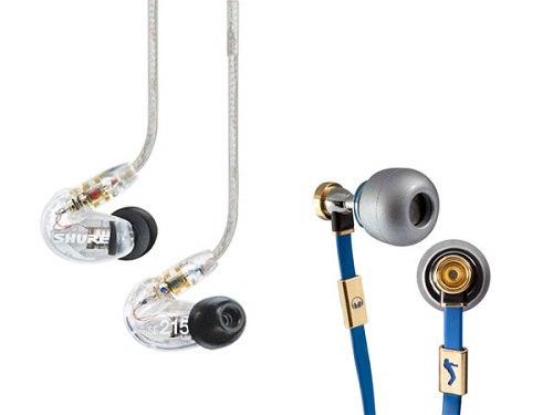 Phân biệt và chọn tai nghe in-ear