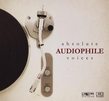 Album Absolute Audiophile Voices (2011)