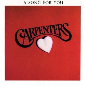Album A Song For You – Carpenters