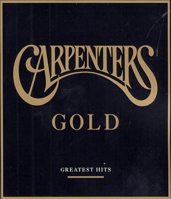 Album Carpenters – Gold, Greatest Hits