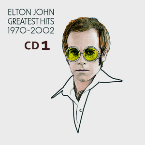 Album Elton John – Greatest Hits 1970-2002 (Disc 1)