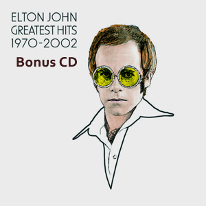 Album Elton John – Greatest Hits 1970-2002 (Disc Bonus)