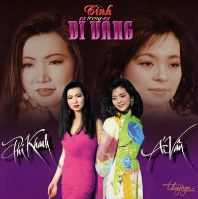 Album Tình Trong Dĩ Vãng – Ái Vân & Phi Khanh