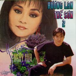 Album Hoa tím ngày xưa – Hương Lan & Thế Sơn