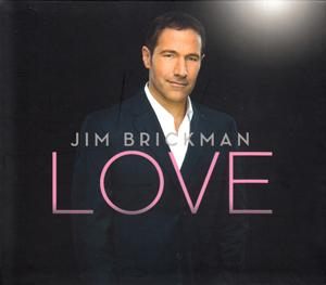 Album Jim Brickman – Love