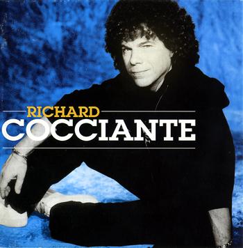 Album Best Of Richard Cocciante (1994)