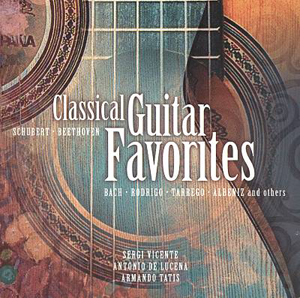 Album Hoà tấu Classical Guiter Favorites (2003)