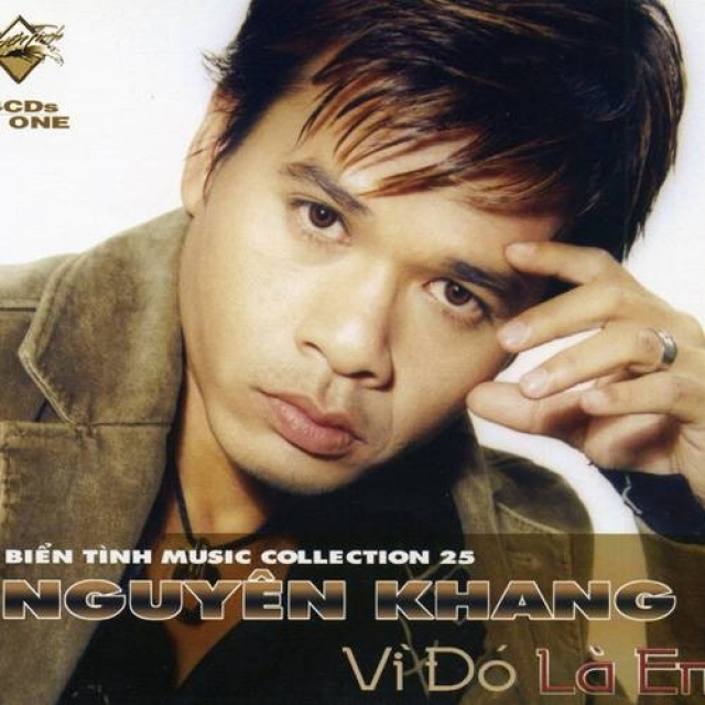 Album Vì Đó Là Em Vol.4 – Nguyên Khang