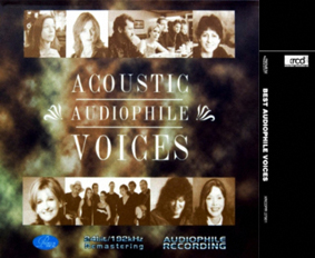 Album Acoustic Audiophile Voices (2004)