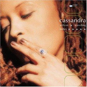 Album Cassandra Wilson Traveling Miles
