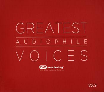 Album GreaTest Audiophile Voices Vol.2