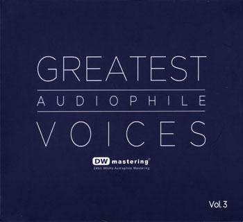 Album GreaTest Audiophile Voices Vol.3