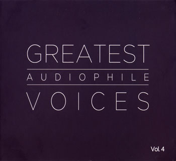 Album GreaTest Audiophile Voices Vol.4