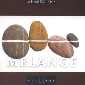 Album High Endition Vol.11 Melange