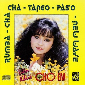 Album Liên Khúc Cho Em