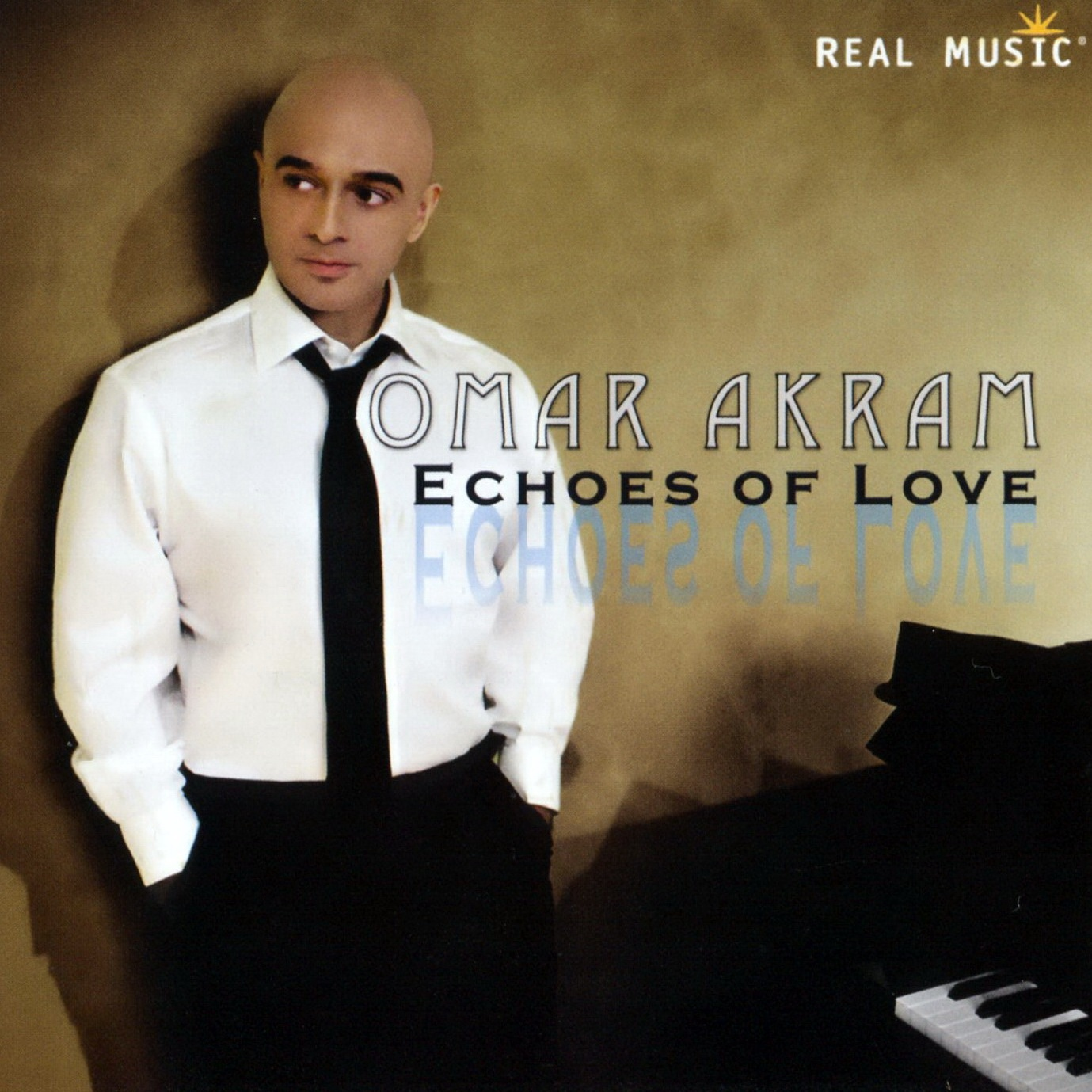 Album Echoes Of Love (2012) – Omar Akram