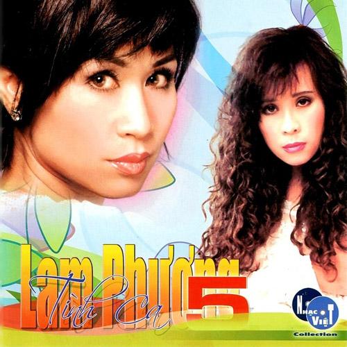 Album Tình Ca Lam Phương 5