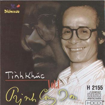 Album Tình Khúc Trịnh Công Sơn, Vol.1