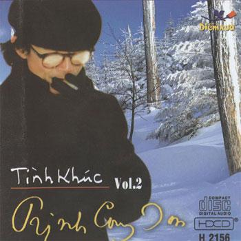 Album Tình Khúc Trịnh Công Sơn, Vol.2