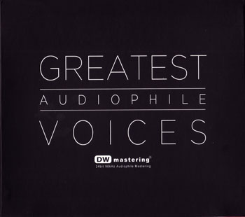 Album Greatest Audiophile Voices Vol.1
