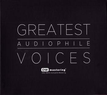 Album Greatest Audiophile Voices Vol.1
