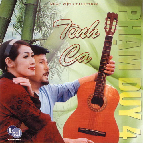 Album Tình Ca Phạm Duy 4