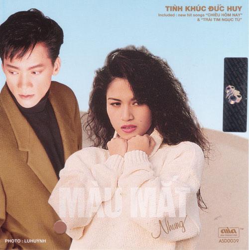 Album Tình Khúc Đức Huy – Màu Mắt Nhung
