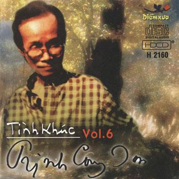 Album Tình Khúc Trịnh Công Sơn Vol.6