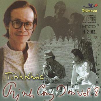 Album Tình Khúc Trịnh Công Sơn Vol.8