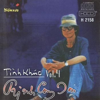 Album Tình Khúc Trịnh Công Sơn Vol.4