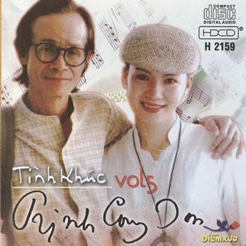 Album Tình Khúc Trịnh Công Sơn Vol.5