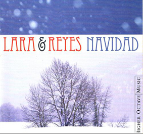 Album Lara & Reyes – Navidad (2000)