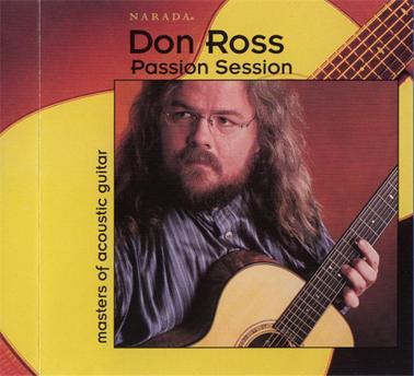 Album Passion Session Scans – Don Ross