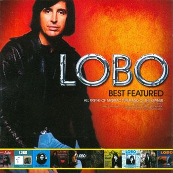 Album Lobo – Best Featured (1999) CD1