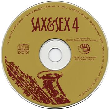Album Saxophone Thập Niên 80 – CD4