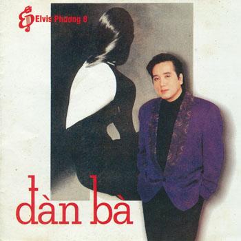 Album Đàn Bà – Elvis Phương