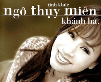 Album Tình Khúc Ngô Thụy Miên – Khánh Hà