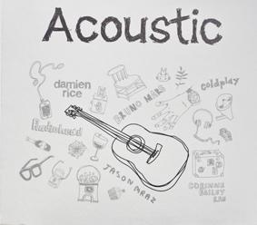 Album AcousticCD2 (2012)