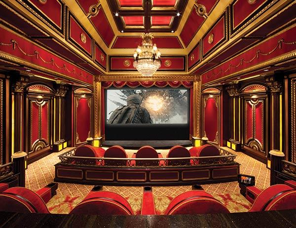 Home theater trị giá 1,5 triệu USD trông như thế nào?