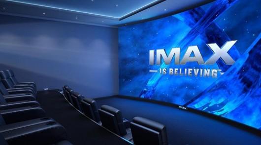 Rạp chiếu IMAX chính hãng tại nhà – giấc mơ đã thành hiện thực