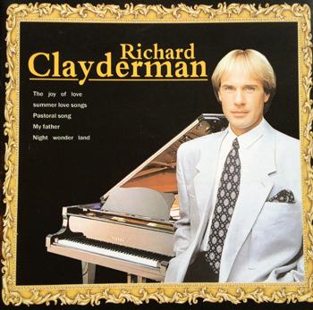 Album Richard Clayderman