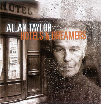 Album Allan Taylor – Hotels And Dreamers