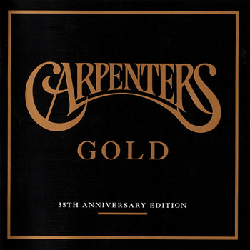 Album Carpenters – Gold, 35th Anniversary Edition Vol.1