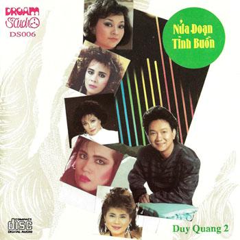 Album Nửa Đoạn Tình Buồn – Duy Quang