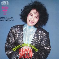 Album Đêm Nhớ Trăng Saigon – Thái Thanh