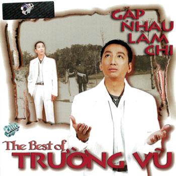 Album Gặp Nhau Làm Chi -The Best Of Trường Vũ