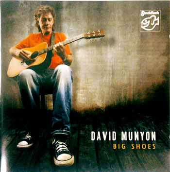 Album Big Shoes – David Munyon (2009)