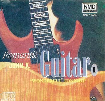 Album Romantic Guitar Vol.1 – John Kuek
