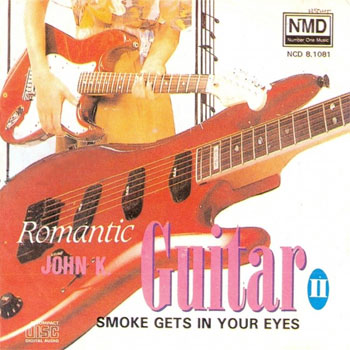Album Romantic Guitar Vol.2 – John Kuek