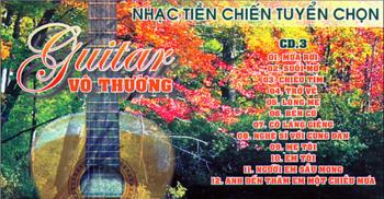 Album Tình Khúc Tiền Chiến 3 – Vô Thường Guitar